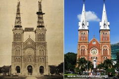 Cathedral spire construction i