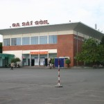 IMAGE 7 The third and current Sài Gòn Railway Station