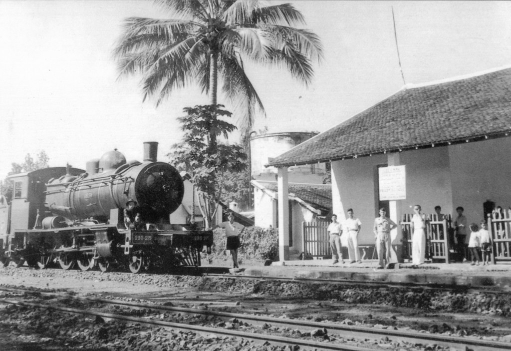 2 Lộc Ninh Station in 1932