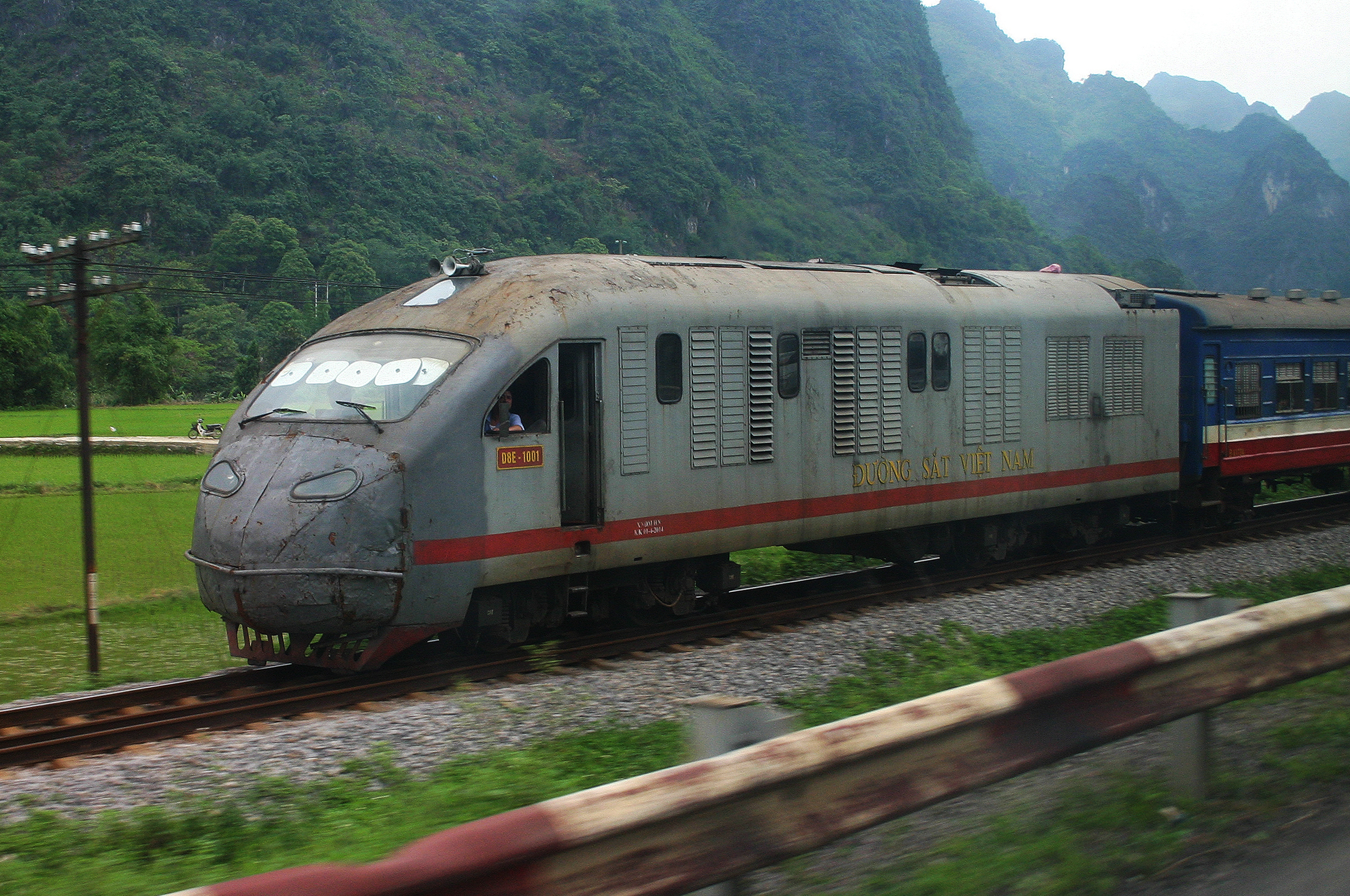 Rail Tours - HISTORIC VIETNAM