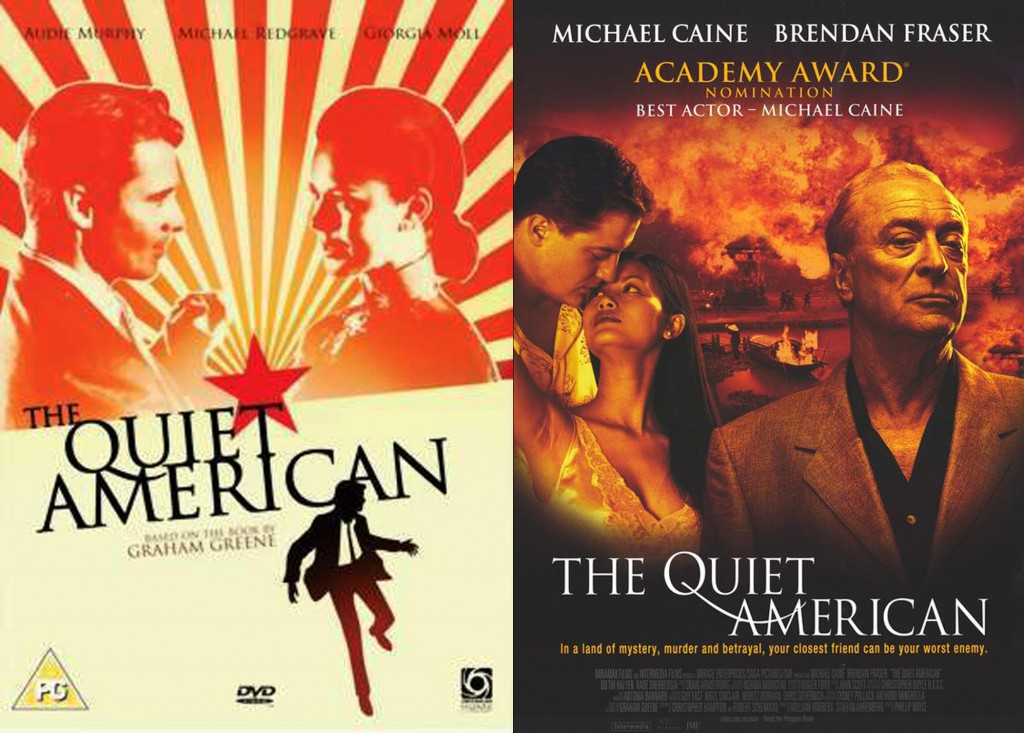 The Quiet American posters
