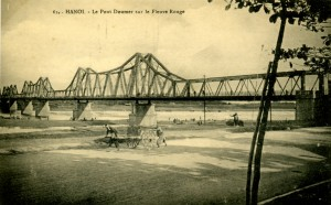 25. The Doumer (Long Biên) Bridge