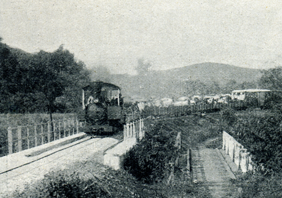 5 Decauville 0.6m 0-4-4-0T Mallet 1898