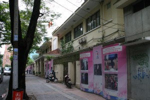 1 The former Sûreté HQ at 164 Đồng Khởi