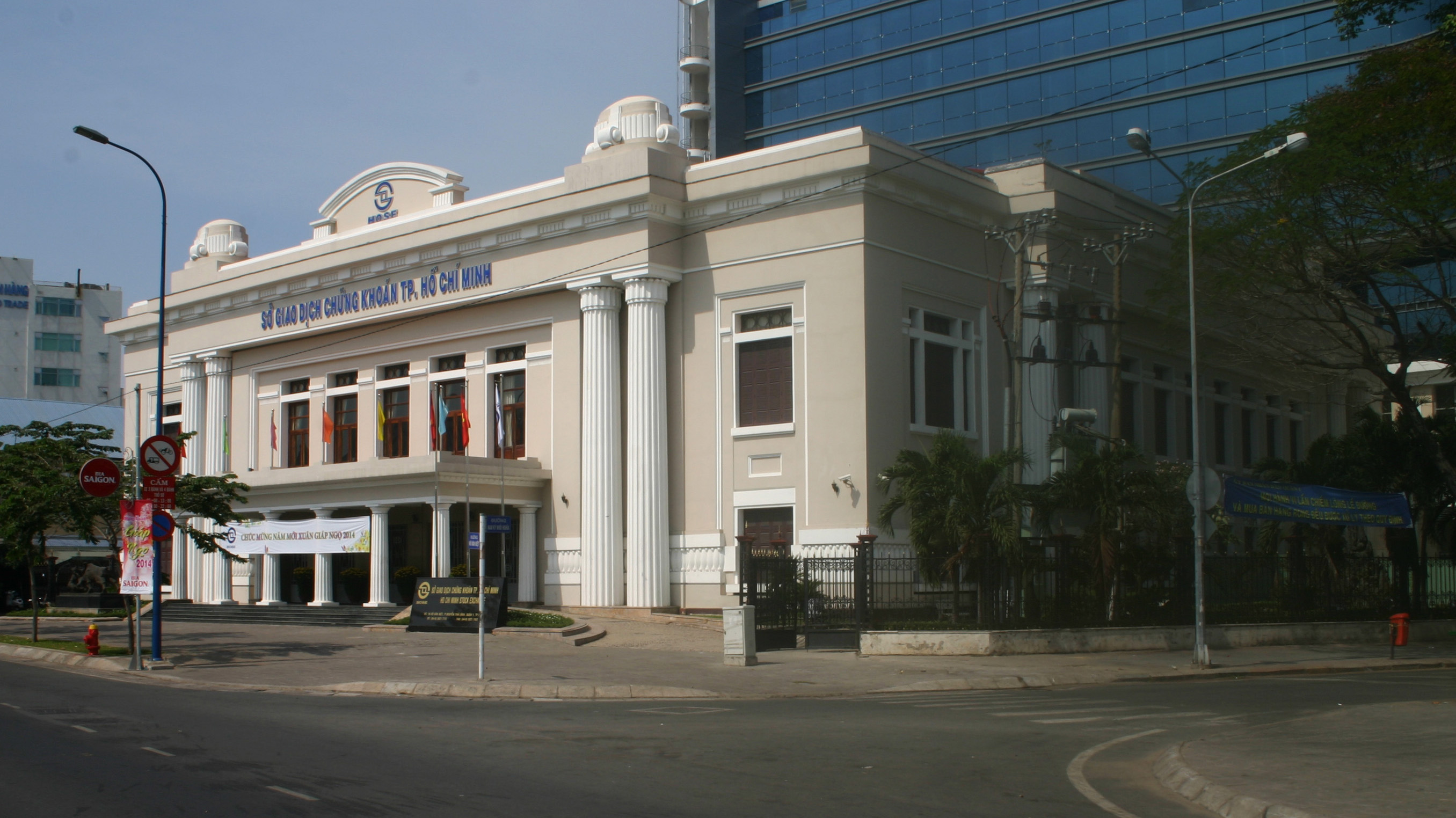Old Saigon Building of the Week – Second Chambre de merce