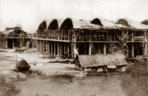 Trường Thi Works under construction in 1905 ii