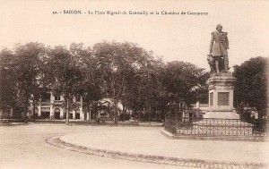 48 Rigault de Genouilly and Chambre de commerce