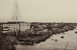 Emile Gsell's 1880 photograph