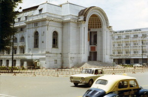 5 The Municipal Theater in Saigon (~Jul 1972) Kemper